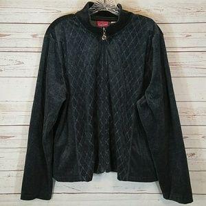  Women's Jacket Pappagallo (446) 